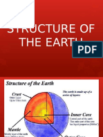 Earth Structure..