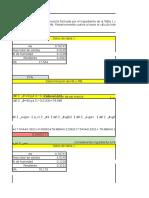 Cálculos de isotermas, monocapa BET y GAB