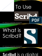 Benjie_Luna_How to Use Scribd Tutorial