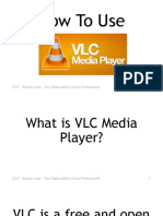 Benjie_Luna_How to Use VLC Media Player Tutorial