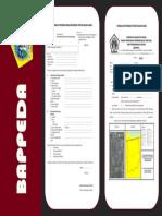 Leaflet Tata Ruang