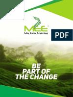 Myecoenergy Sales Kit
