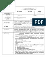 SPO Discharge Planning (Perencanaan Pemulangan) RSUK