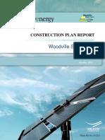 Solar Farm Construction Report