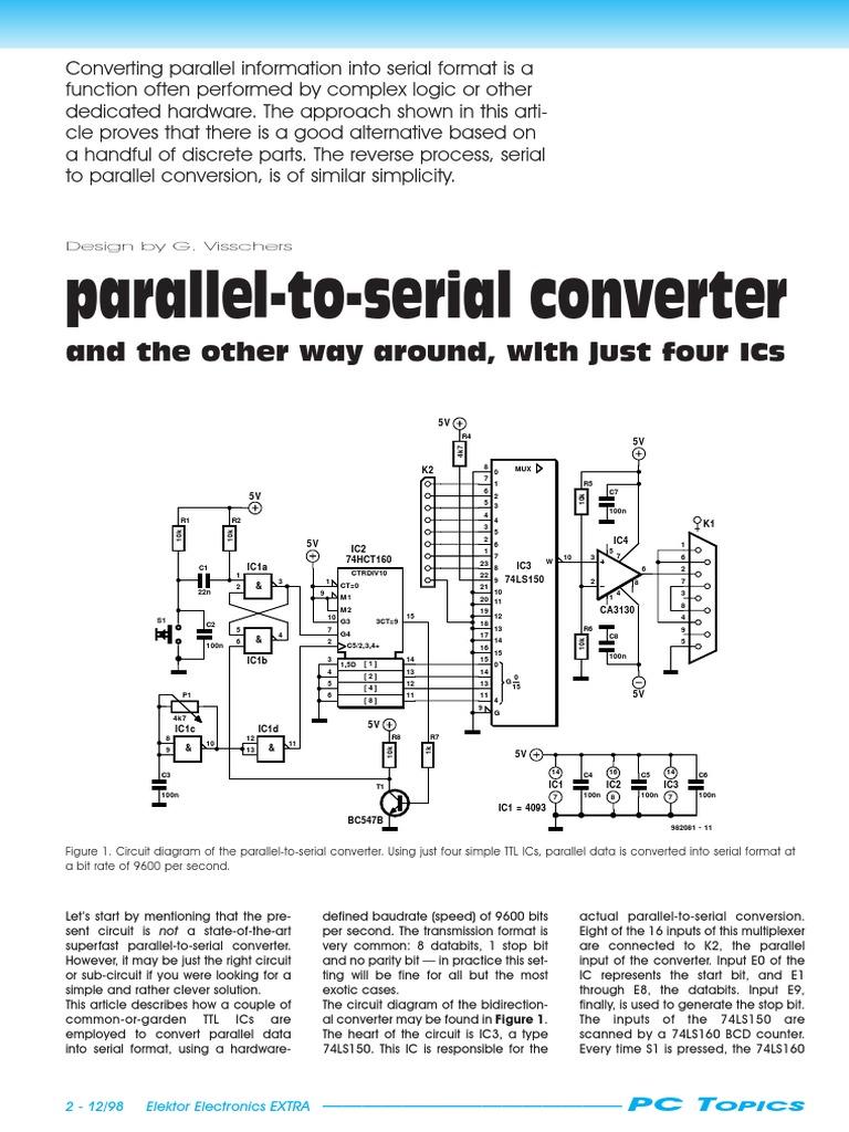 Ee 1989 12extra Microphone Television Com Circuitdiagram Signalprocessing Oscillatorcircuit Simplettl