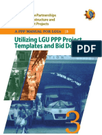 PPP Manual for LGUs Volume 3