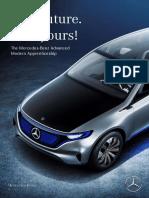 Mercedes-Benz AMA Apprenticeship Programme Flyer
