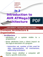 Module 2_AVR_ATMega32_Architecture.pptx