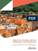 Storia Raport Privind Siguranta Cetateanului