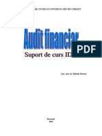 Suport Curs ID Audit Financiar