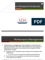 TW 4 - Performance Appraisal