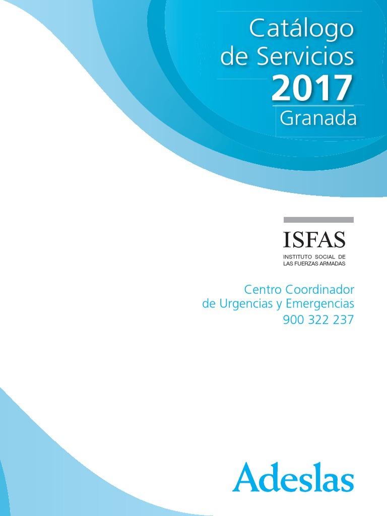 Adeslas Granada Isfas