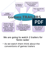 Trailer Conventions