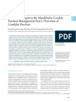 Current Concepts in the Mandibular Condyle I
