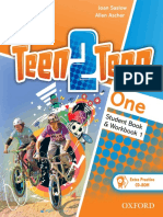 Teen2teen Student Book and Workbook 1