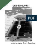 Empire Galactique 2 - Scénario - Le Nuit des bourrins
