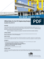 Big Beam Rules 2015