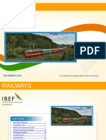 IBEF Report on Railways_December_2016
