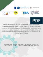 A6 Impact Assesment Report