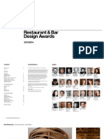 Bar and Restaurant Design Awards