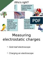 Electroscope Animation