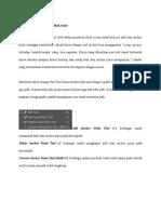 Pen Tool Pada Adobe Illustrator