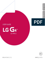 LG G4 H812 User Guide