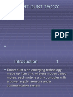 Smart dust technology.ppt