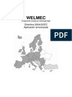 WELMEC Guide 8.21 Edition 1 ES