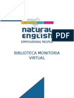 Biblioteca Monitoria Virtual