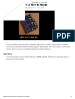 Arduino uno GRBL Platform   Arduino   Free Software