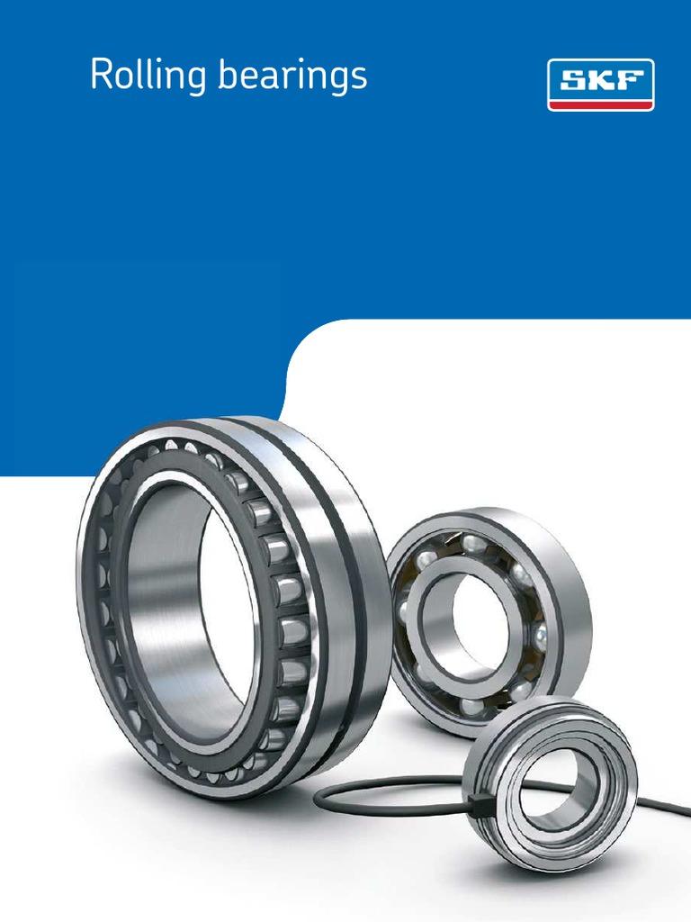 SKF-rolling-bearings-catalogue pdf | Ton | Bearing (Mechanical)