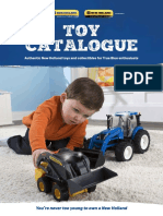 2016 17 New Holland Toy Catalogue