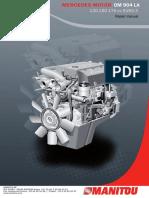 mercedes om904 et om906la pdf turbocharger diesel engine