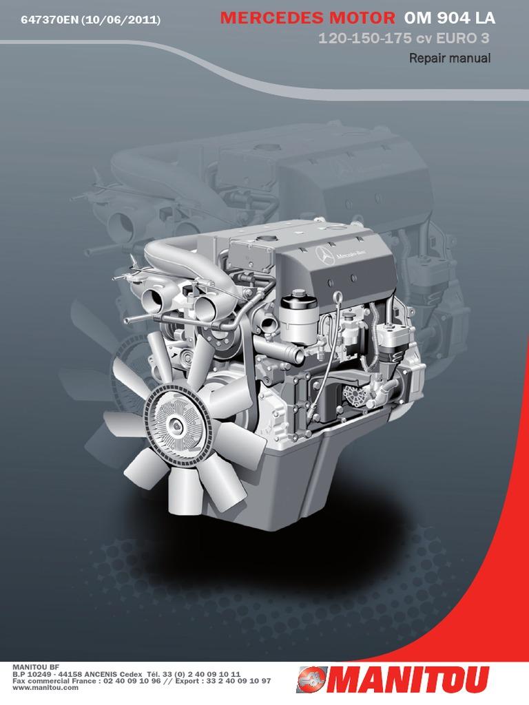 manual motor mercedes benz 904 rh scribd com manual mercedes benz 904 manual de motor mercedes benz om 904