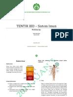 Tentir Sistem Imun 2014