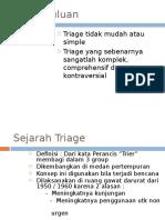 Triage Awal