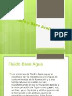 Base Agua y Base Aceite111111