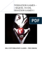 Esl Conversation Games and Esl Conversation Games 2010