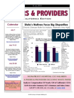 Payers & Providers – Issue of July 8, 2010