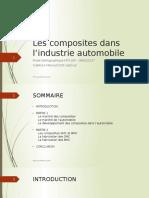 Presentation composites