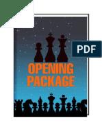 Opening Preparation ChessBase