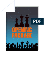 Opening Preparation ChessBase