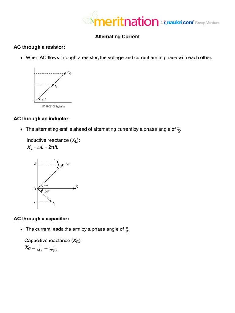 Alternating Current Diagram 1499930014