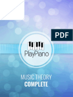 PlayPiano Theory Textbook