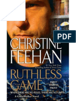 Christine Feehan - Caminhantes Fantasmas 9 - Ruthless Game