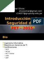 PET - Clase01 - Info Sec