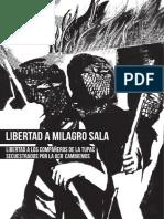 Libertad  a Milagro Sala / artículo