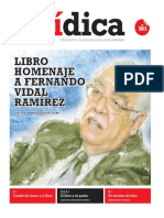 LIBRO HOMENAJE A FERNANDO VIDAL RAMÍREZ
