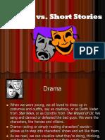 Drama vs Short Story